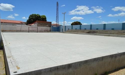 PREFEITURA DE GUANAMBI LICITA OBRAS DE INFRAESTRUTURA, REFORMA E CONSTRUÇÃO DE QUADRAS DE ESPORTES