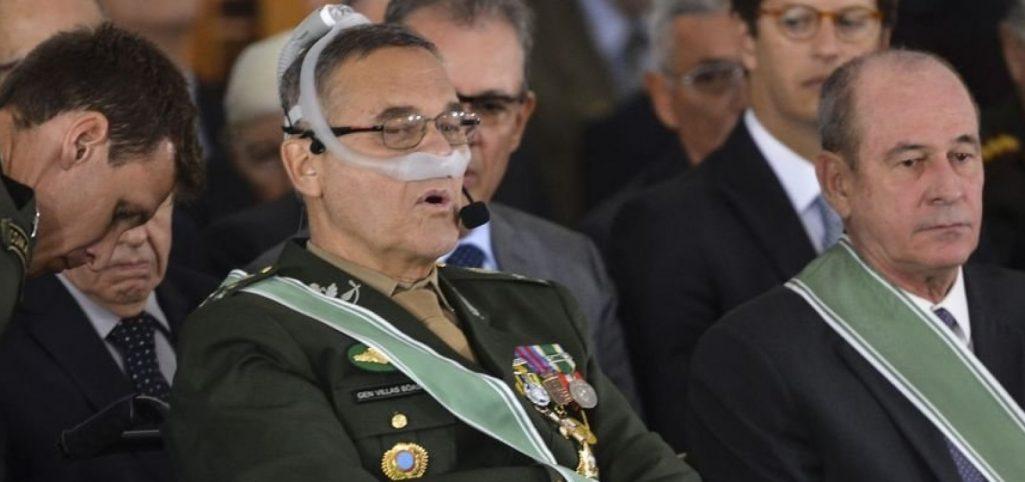 GENERAL VILLAS BÔAS VAI CONTINUAR NO GOVERNO
