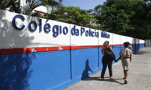 POLÍCIA MILITAR SORTEIA 2.414 VAGAS PARA OS COLÉGIOS E CRECHE DA PMBA