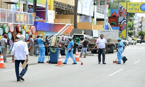 INICIADA EMISSÃO DE TRÂNSITO LIVRE PARA CARGA E DESCARGA NO CARNAVAL 2019