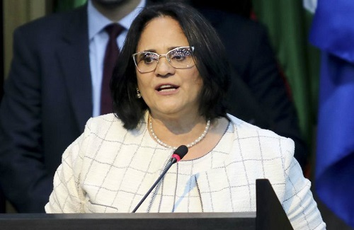 'A CORRUPÇÃO DE FATO EXISTE', DIZ DAMARES SOBRE A  FUNAI