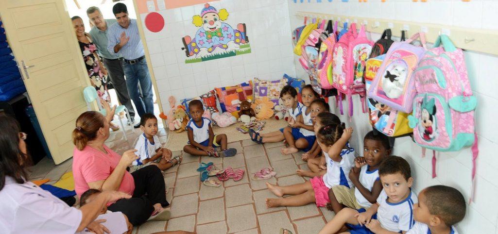 ANO LETIVO DA REDE MUNICIPAL COMEÇA NESTA QUARTA-FEIRA – Bahia Economica 47207bc73ad15