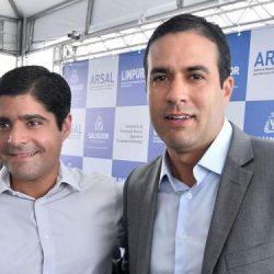 PREFEITO ADMITE CHANCE DE BRUNO REIS NO DEM