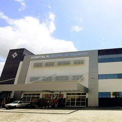 INAUGURAÇÃO DO HOSPITAL MUNICIPAL DE SALVADOR É ADIADA PARA 4 DE ABRIL