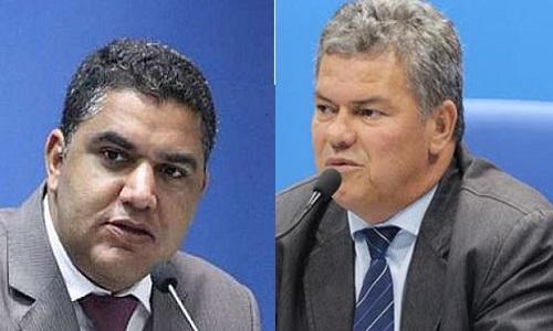 MP PEDE PRISÃO  DE PRESIDENTE E VICE DA CÂMARA DE CAMAÇARI
