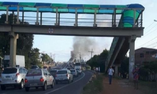 OPOSIÇÃO CRITICA PERMISSÃO DE PROTESTOS NA ESTRADA DO COCO