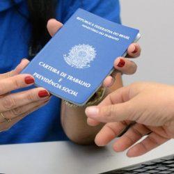 CARTEIRA DE TRABALHO JÁ PODE SER EMITIDA PELO SAC DIGITAL