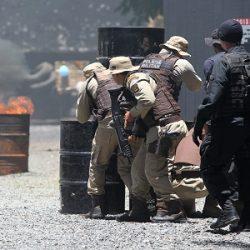BOPE CAPACITA POLICIAIS PARA SITUAÇÕES DE ALTO RISCO