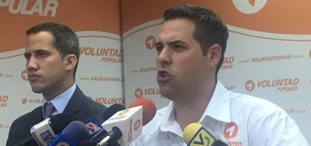 CHEFE DO LEGISLATIVO DECLARA-SE PRESIDENTE DA VENEZUELA