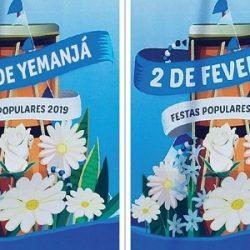 "PREFEITURA ESTARIA ""ESCONDENDO"" YEMANJÁ DA PUBLICIDADE DO 2 DE FEVEREIRO"