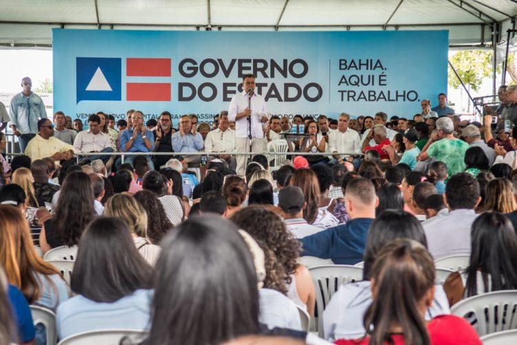 GOVERNO DA BAHIA AUTORIZA LINHA DE CRÉDITO PARA COOPERATIVAS DA AGRICULTURA FAMILIAR