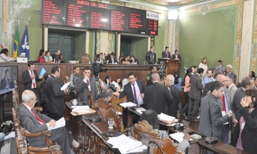 CÂMARA INSTALA 3ª SESSÃO LEGISLATIVA NA PRÓXIMA SEGUNDA-FEIRA