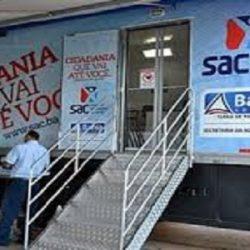 LAURO: SAC MÓVEL FICA ATÉ A PRÓXIMA SEXTA-FEIRA (15) NA CIDADE