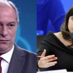 TABATA ACUSA CIRO DE FAKE NEWS PARA GANHAR ELEIÇÃO
