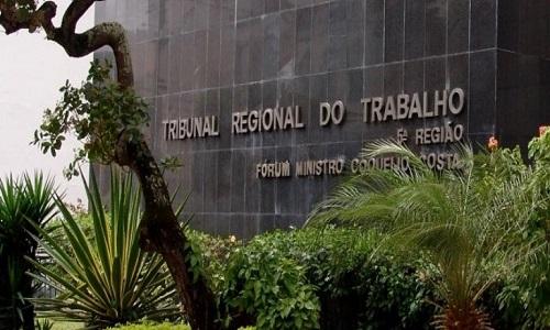 TRIBUNAL REGIONAL DO TRABALHO ABRE VAGAS PARA ESTÁGIO EM DIREITO