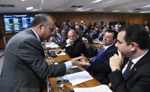 COMISSÃO DO SENADO APROVA A REFORMA DA PREVIDÊNCIA POR 17 A 9; TEXTO SEGUE PARA O PLENÁRIO