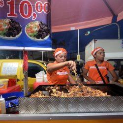 FESTIVAL: COMÉRCIO INFORMAL TEM AUMENTO DE 30% NAS VENDAS