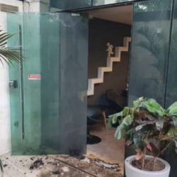 POLÍCIA IDENTIFICA SUSPEITO DE ATAQUE AO PORTA DOS FUNDOS