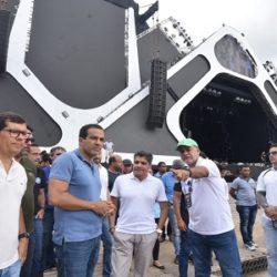 SHOWS DO FESTIVAL VIRADA SALVADOR PROSSEGUEM NORMALMENTE HOJE