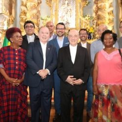 GOVERNO E ARQUIDIOCESE FIRMAM PARCERIA PARA CONSERVAR PATRIMÔNIO HISTÓRICO