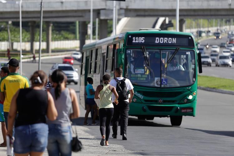 PASSAGEM DE ÔNIBUS PASSA PARA R$ 4,40 HOJE EM SALVADOR