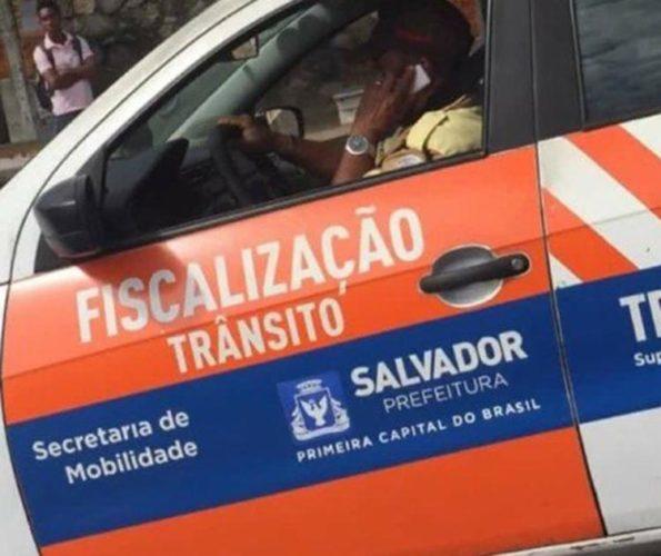 FUNCIONÁRIO DA TRANSALVADOR É DEMITIDO APÓS DENÚNCIAS