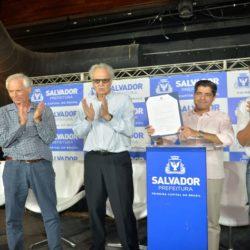 SALVADOR É PIONEIRA NA ELABORAÇÃO DE UM PLANO CONTRA AS MUDANÇAS CLIMÁTICAS