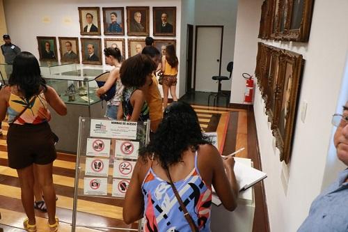 VISITA A MUSEUS DO CENTRO HISTÓRICO AUMENTA COM O VERÃO
