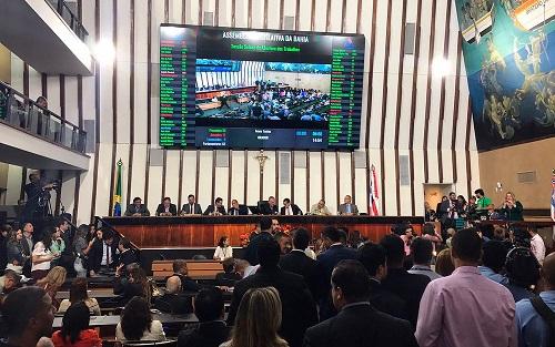 OPOSIÇÃO RECUSA VOTAR GRATIFICAÇÃO DE DIRETORES E PLANO DE CARREIRA DA PM
