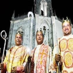FESTA DE REIS PROVOCA INTERDIÇÃO DO TRÂNSITO NA REGIÃO DA LAPINHA HOJE