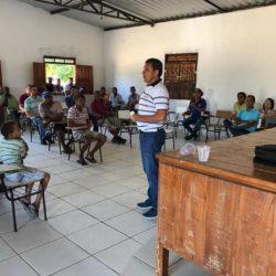 CHARLES CUMPRE AGENDA DE TRABALHO E POLÍTICA NO DISTRITO DE JULIÃO
