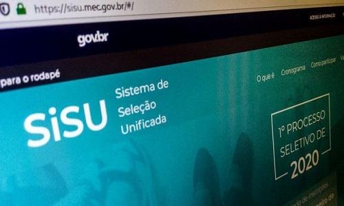 MEC DIVULGA CALENDÁRIO DE INSCRIÇÕES DO SISU, PROUNI E FIES