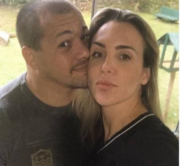 JOANA MACHADO VAI CASAR COM EX-POLICIAL ENVOLVIDO EM ESCÂNDALOS DE CORRUPÇÃO NO DF