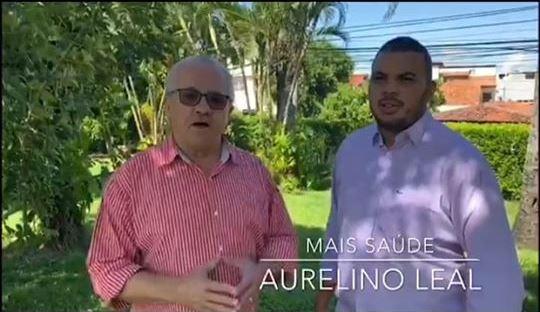 AURELINO LEAL GANHA APARELHO DE ULTRASSONOGRAFIA