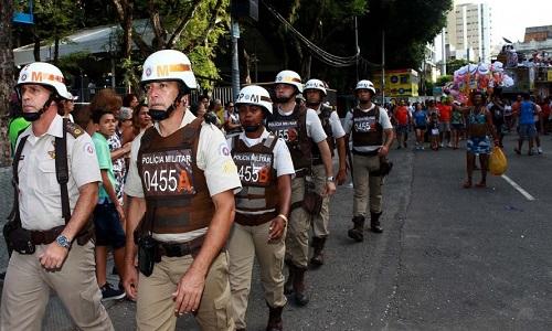 CARNAVAL DESTE ANO REGISTRA REDUÇÃO DE OCORRÊNCIAS POLICIAIS