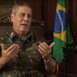 COMISSÃO APROVA CONVOCAR BRAGA NETO SOBRE POSSÍVEIS IRREGULARIDADES NAS FORÇAS ARMADAS