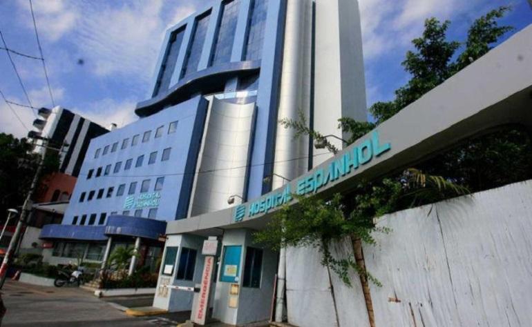 HOSPITAL ESPANHOL SERÁ UTILIZADO PARA CONTER CORONAVÍRUS