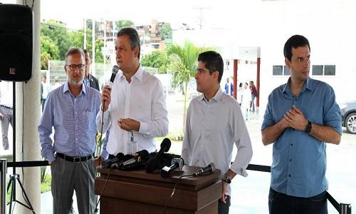 GOVERNO DO ESTADO E PREFEITURA DE SALVADOR FAZEM POUCOS TESTES E ISSO PODE INVIABILIZAR A ABERTURA DA ECONOMIA