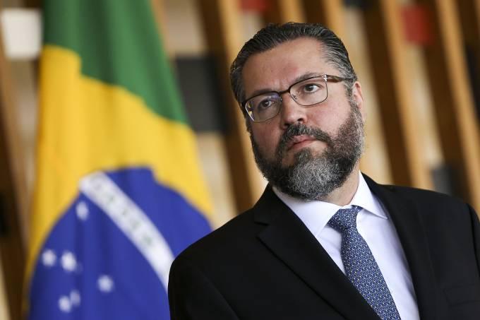 NA ONU, ARAÚJO DEFENDE 'ESFORÇOS INDIVIDUAIS' CONTRA COVID-19