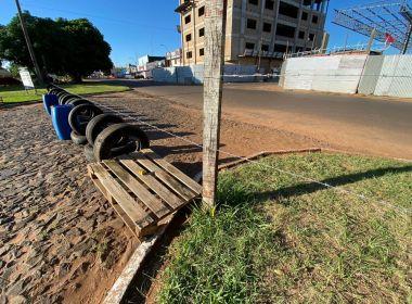 PARAGUAI USA ARAME FARPADO PARA FECHAR FRONTEIRA COM BRASIL