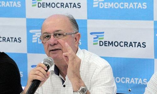 ZÉ RONALDO E O DILEMA DO DEM NAS ELEIÇÕES PARA PREFEITURA DE FEIRA DE SANTANA