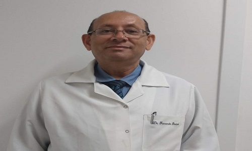 FERNANDO SÉRGIO DA SILVA BADARÓ - MÉDICO INFECTOLOGISTA PROFESSOR DA UNIFACS