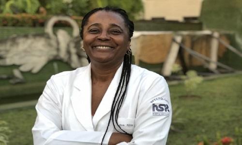 NILSE QUERINO - INFECTOLOGISTA E PROFESSORA DA UNIME