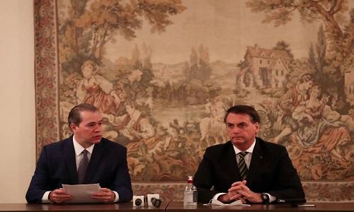 MINISTROS CRITICAM IDA DE BOLSONARO AO STF E PROXIMIDADE DE TOFFOLI