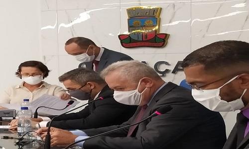 CAMAÇARI: APROVADA REDUÇÃO DE SALÁRIO DO EXECUTIVO E LEGISLATIVO