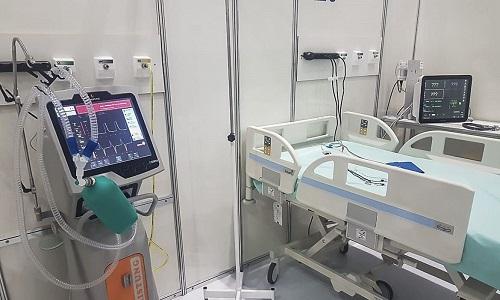 MP PEDE INFORMAÇÕES SOBRE HOSPITAL DE CAMPANHA DE FEIRA DE SANTANA