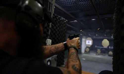 VENDA DE ARMAS AUMENTA QUASE 200% NO 1º SEMESTRE