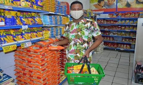 VALE-ALIMENTAÇÃO INJETA R$ 44 MI NA ECONOMIA DA BAHIA