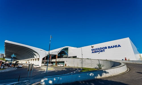MOVIMENTAÇÃO CAI PELA METADE NO AEROPORTO DE SALVADOR