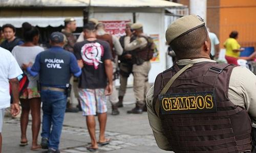 CONGRESSO AVALIA REDUZIR PODER DE GOVERNADORES SOBRE PM E POLÍCIA CIVIL
